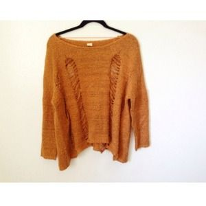 Nastygal gal sweater RE LISTED For Alexandra