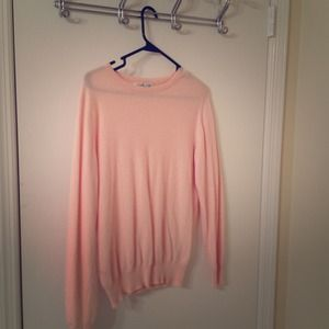 Pringle  Sweaters - 100% cashmere pink sweater