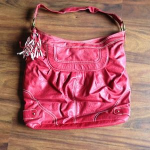 Red Old Navy bag