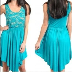 LAST ONE!!! New Turquoise Dress!