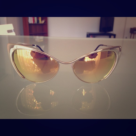 9097b8ff2ad Tom Ford Nastasya Cat-Eye Sunglasses