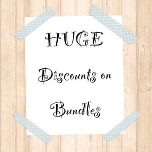Other - Inquire about Bundle Discounts!