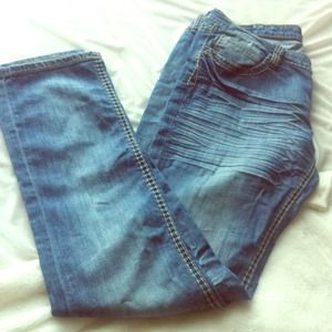 Pepe Jeans London light wash jeans