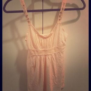 Tops - Abercrombie & Fitch Pink Tank!