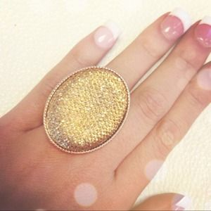 Jewelry - Glam Statement Ring