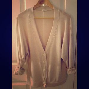 Sweaters - ❗SOLD❗Ivory Batwing Cardigan