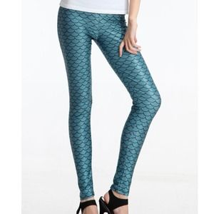 Pants - Mermaid Leggings