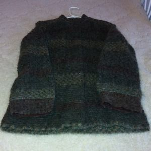 Koret Mohair Sweater/ Blazer/ Jacket