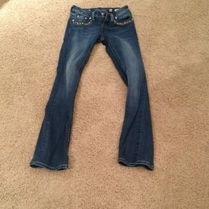 Miss me Blue Jeans Size 26