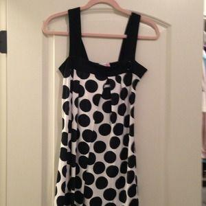SALEpolka dot dress