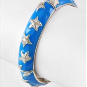 Jewelry - 🎉Host pick🎉 Blue starfish bracelet