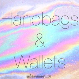 Handbags - GREAT SALE ON PURSES WALLETS CLUTCHES🌟🌟