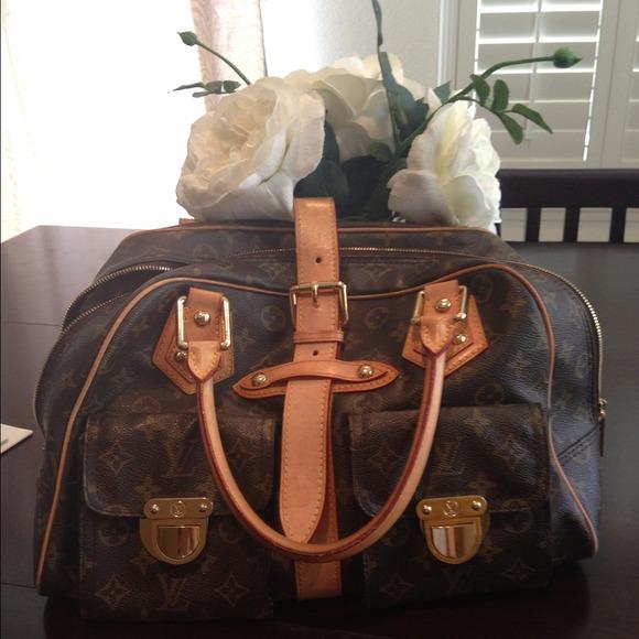 e5274bcca Louis Vuitton Handbags - Louis Vuitton monogram Manhattan GM handbag