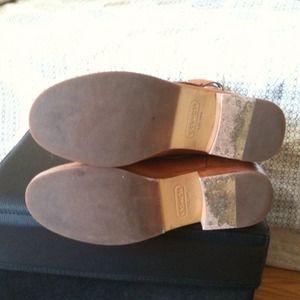 Coach Shoes - Authentic COACH Leather Boots
