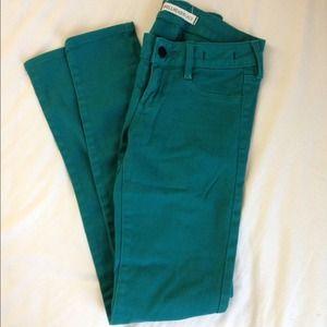 Pants - Dark teal pacsun jeans !
