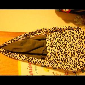 Handbags - Leopard shoulder bag