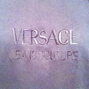 ❌SOLD❌Versace Jeans Couture Navy Sweatshirt