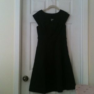 REDUCED  Black A line dress perfect 4 work