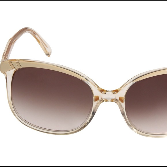 Chloe Accessories - Gorgeous Neutral Chloe Sunglasses