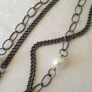 Jewelry - Two silver chain links