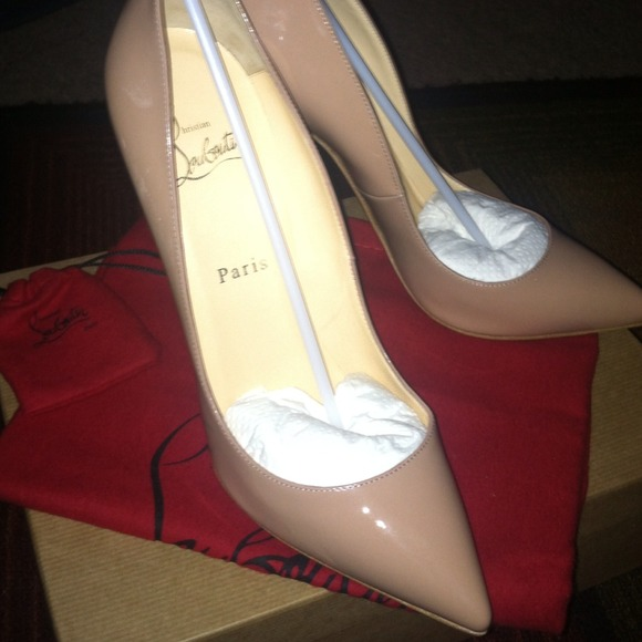 39 in christian louboutin