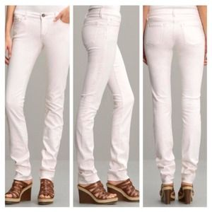 Banana Republic Denim - Banana Republic Pink Skinny Jeans