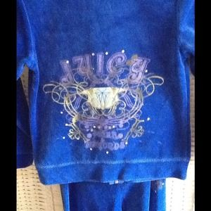 Other - Girls Juicy Jogging Suit NWT!  Perfect gift!🎁
