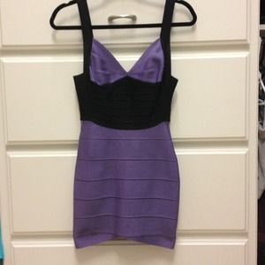 XS Herve Leger dress