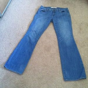 Abercrombie & Fitch Perfect Stretch Jeans - 4R