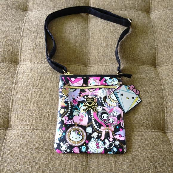 137c6cfc50ea 🚫SOLD🚫Authentic NWT Hello Kitty tokidoki bag