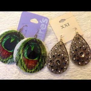Bohemian Inspired Earring Bundle