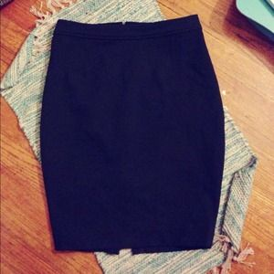 Dresses & Skirts - Pointe pencil skirt - black