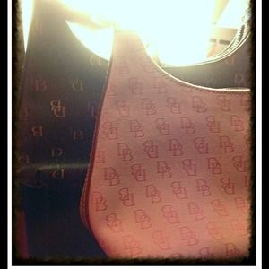 Dooney and Bourke Authentic bundle! Two pursues!