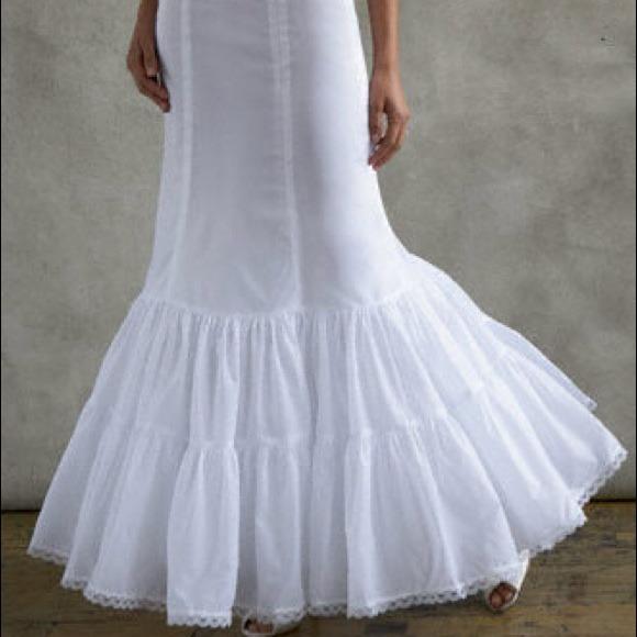 David\'s bridal Dresses | Davids Bridal Fit And Flare Slip Style 550 ...