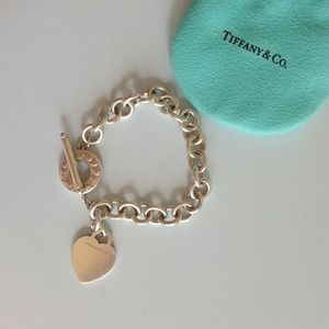 Tiffany & Co. Jewelry - Tiffany's bracelet