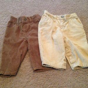 baby corduroy pants - Pi Pants