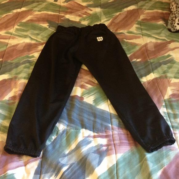 86% off Wilson Pants - Wilson women's softball pants plus slider ...