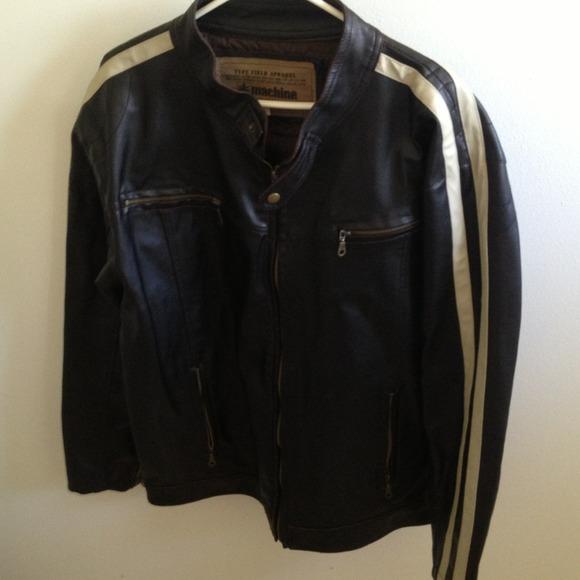 machine clothing jacket