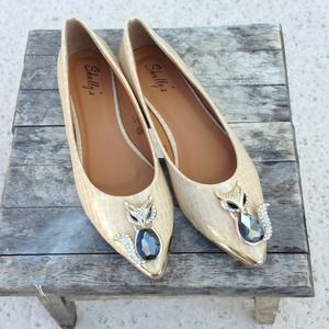 Elegant flat shoes SZ 5.5,6, 6.5,7,8,8.5, 10