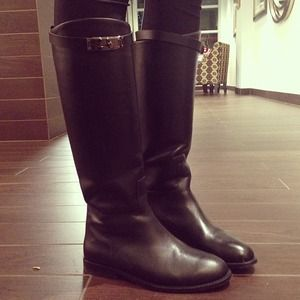 Hermes Kelly Boots