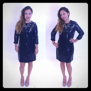 Sequins DVF Dress