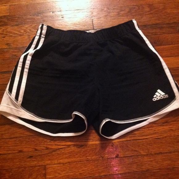 XS Adidas Climalite shorts