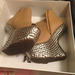 Jeffrey Campbell Heel Less Shoes