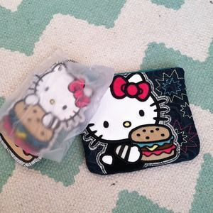 Hello Kitty Loungefly Coin Purse