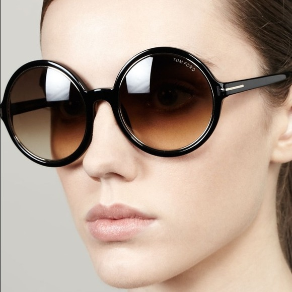 02266ccfca Tom Ford Round Carrie Sunglasses. M 51c0be366fff254e5701582d