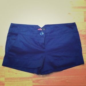 Forever 21 Pants - NWOT Navy Blue Shorts