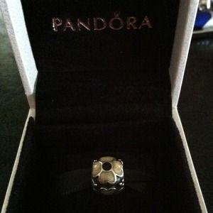 Jewelry - White Daisy Pandora Charm