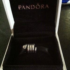 Jewelry - Snake Pandora Charm