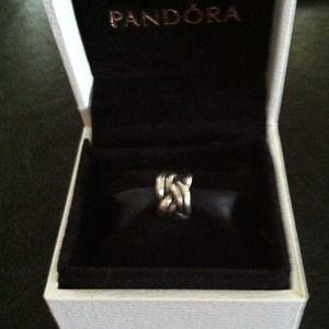 Jewelry - Love Knott Pandora Charm🌟ON HOLD🌟 till tomorrow