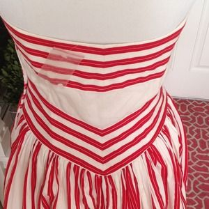 Anthropologie Dresses - Anthro Odille Regatta Dress SZ 8